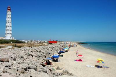 Praia da Ilha do Farol - Culatra