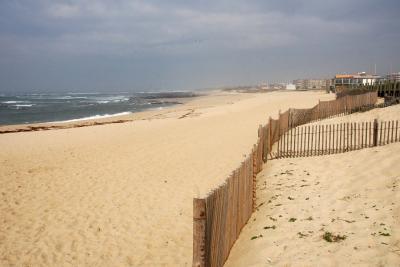 Praia Angeiras Sul (Praia Azul)