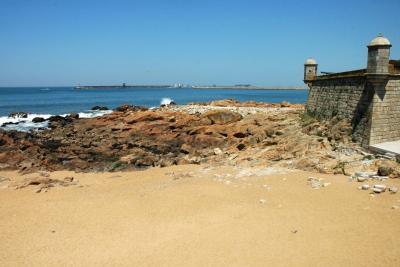 Praia do Castelo do Queijo