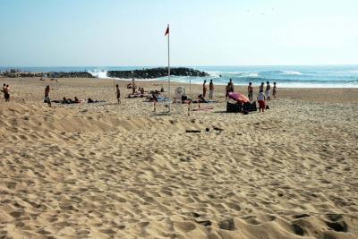 Praia de Espinho (Seca)