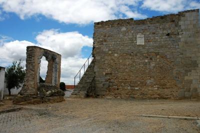 Ruínas do Castelo da Vidigueira