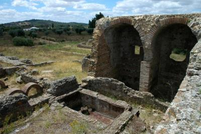 Ruínas Romanas de São Cucufate