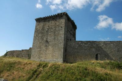 Castelo de Monforte - Águas Frias