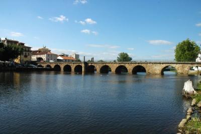 Ponte Romana de Chaves ( Trajano )