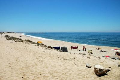 Praia de Silvalde ( Pau da Manobra )