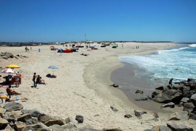 Praia de Paramos