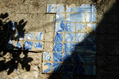 Ruínas do Convento de Nossa Srª do Desterro