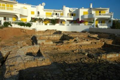 Ruínas Romanas da Vila da Luz