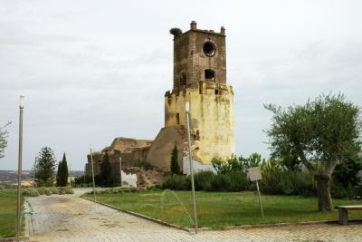Ruínas do Castelo de Moura