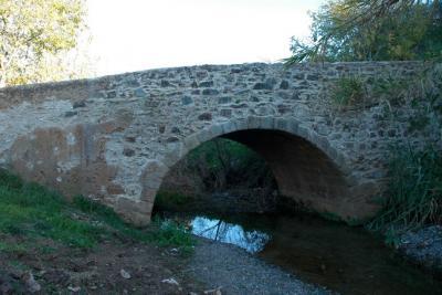 Ponte Romana do rio Brenhas