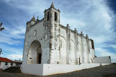 Igreja de Vera Cruz de Marmelar