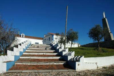 Miradouro do Santuário de Nossa Senhora de Vila Velha