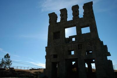 Ruínas Romanas de Centum Cellas