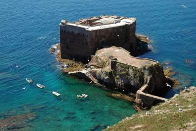 Forte São João Baptista ( Berlengas )