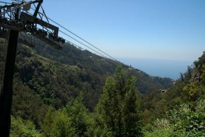 Teleférico Monte / Jardim Botânico