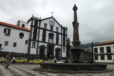 Igreja de São João Evangelista do Colégio do Funchal
