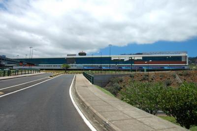 Aeroporto da Ilha da Madeira, Cristiano Ronaldo