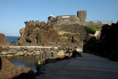 Forte São João Baptista - Aquário da Madeira