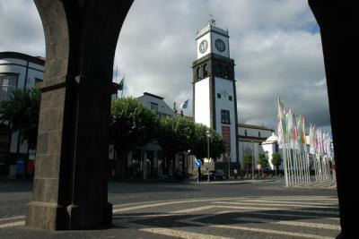 Ponta Delgada (Açores, São Miguel )
