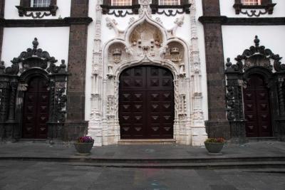 Igreja de São Sebastião (Ilha São Miguel)