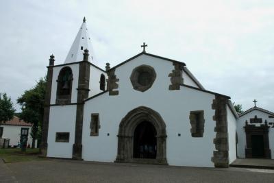 Igreja de São Sebastião (Ilha Terceira)