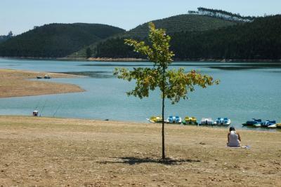 Praia Fluvial Senhora da Ribeira