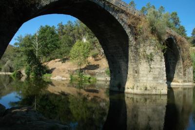 Ponte Romana de Ferreirós do Dão