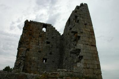 Ruínas do Castelo de Vilharigues