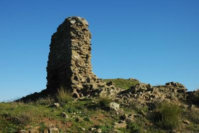 Ruínas do Castelo de Messejana