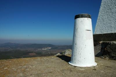 Miradouro do Pico da Serra de São Mamede