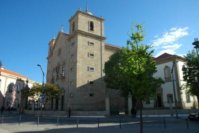 Igreja de São Miguel - Sé de Castelo Branco