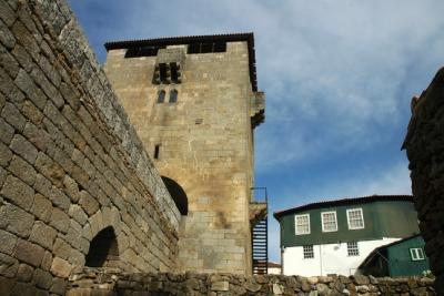Ponte e Torre Fortificada de Ucanha