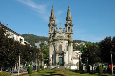Igreja de Nossa Senhora da Consolação e Santos Passos