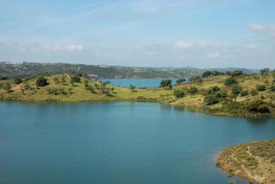 Barragem Odeleite
