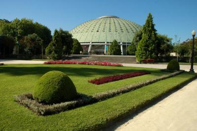 Parque e Jardins do Palácio de Cristal