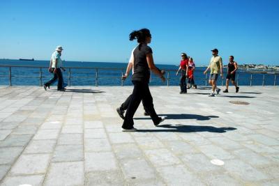 Passeio à Beira Mar : Cascais - São João do Estoril ( Passeio Marítimo )