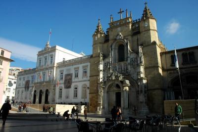 Mosteiro e Igreja de Santa Cruz