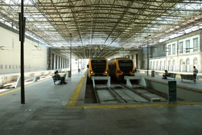 Estação de Comboios de Braga