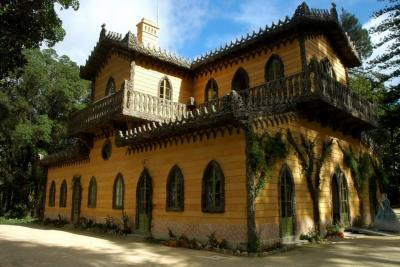 Chalet e Jardim da Condessa D' Edla