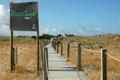 Praia Masstige - Costa da Caparica