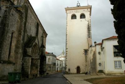Torre das Cabaças - Torre do Relógio