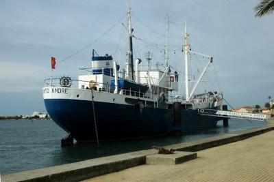 Museu Marítimo de Ílhavo, Navio Santo André