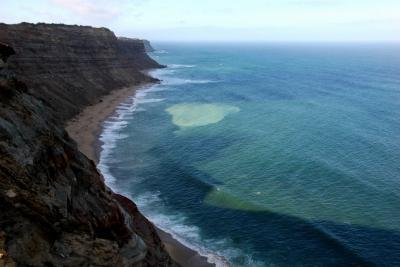 Praia das Escadinhas