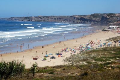 Praia da Areia Branca Sul