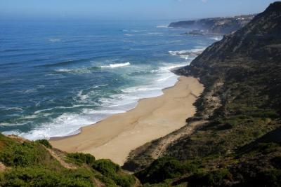 Praia do Zimbral