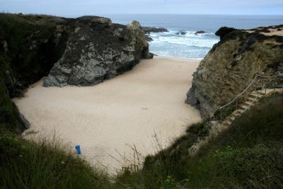 Praia do Covinho - Porto Côvo