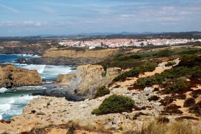Passeio pelo litoral da Costa Vicentina a sul da Zambujeira do Mar