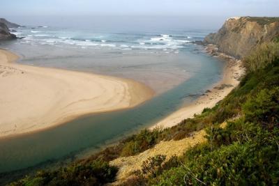 Passeio pelo litoral da Costa Vicentina a norte de Odeceixe