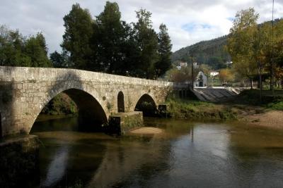 Ponte Medieval de Vilar de Mouros