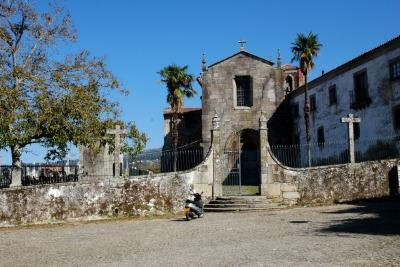 Mosteiro de Paderne